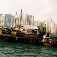 Boat People Hongkong